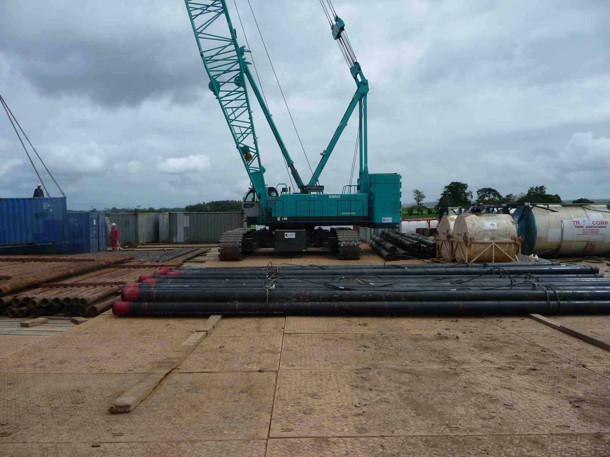 heli portable drilling rigs with Equipment Rentals on Hydraulic Stick Drill With Mast likewise Midnightsundrilling moreover Papua New Guinea as well 3275695 Sell Key Energy Services And Buy High Arctic Energy Services likewise Equipment Rentals.