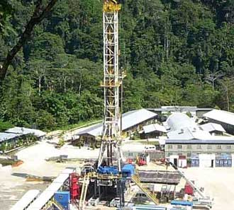 Drilling Rig 104